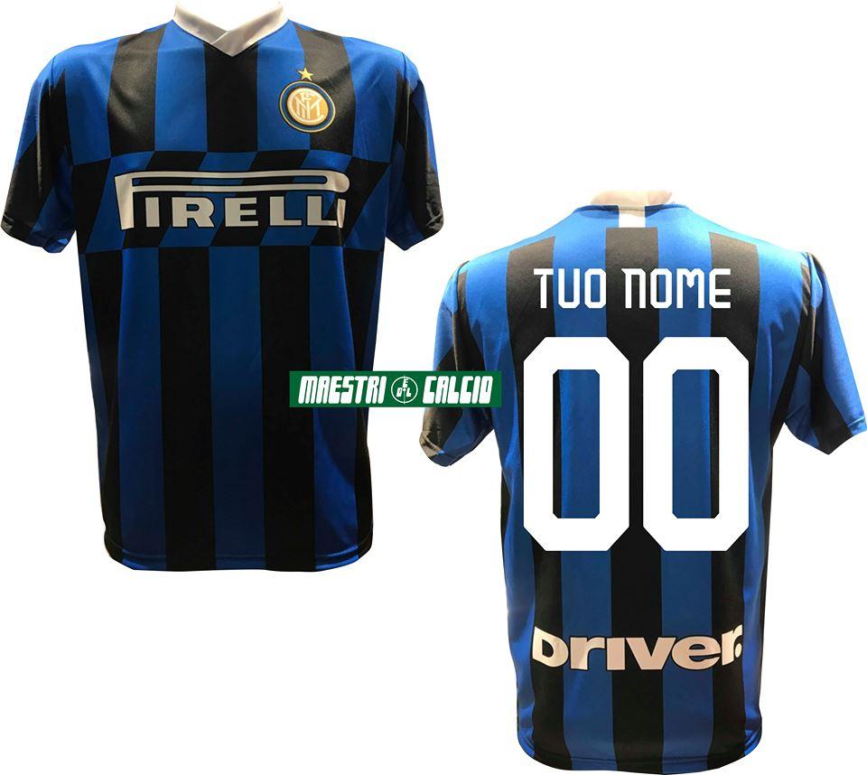 Maglia Replica Ufficiale F.C. Inter 20192020