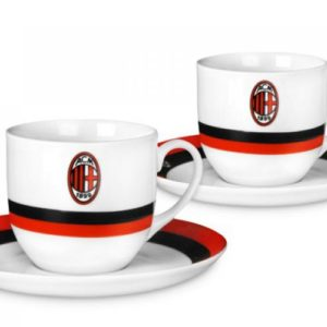 Set Tazzine Caffè Ufficiali A.C. Milan