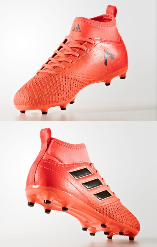 Adidas ACE 17.3 Rosse FG Bambino