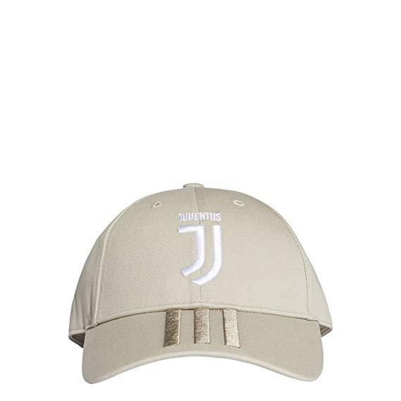 Cappello Visiera Beige Ufficiale F.C. Juventus 2018/2019
