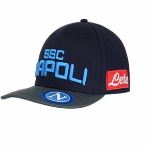 Cappello Visiera Blu Ufficiale S.S.C. Napoli 2018/2019
