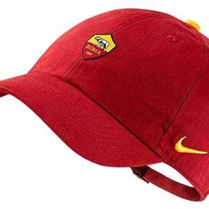 Cappello Visiera Logo Piccolo Ufficiale A.S. Roma 2018/2019