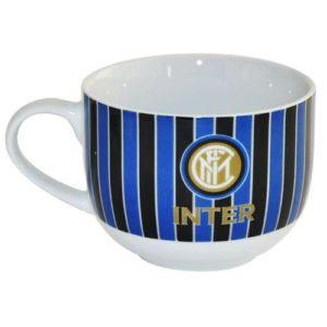 Tazza Colazione Neroblu Ufficiale F.C. Inter