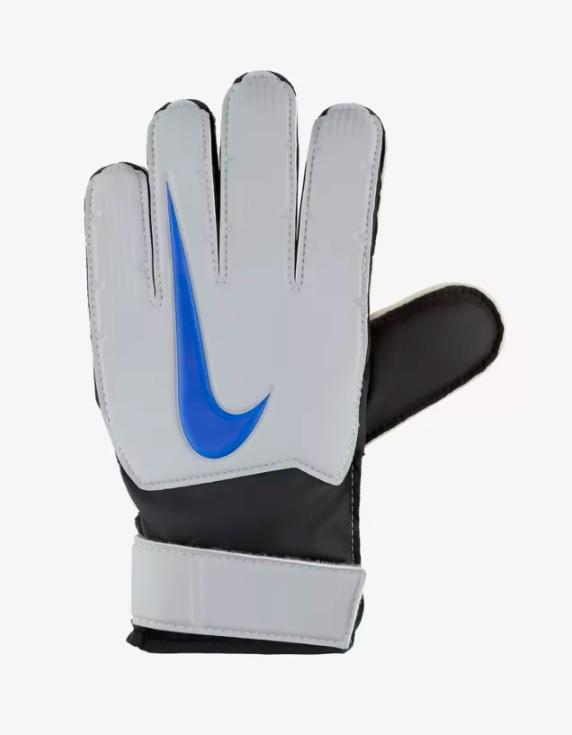 Guanti Nike GK MATCH JUNIOR Argento/Blu