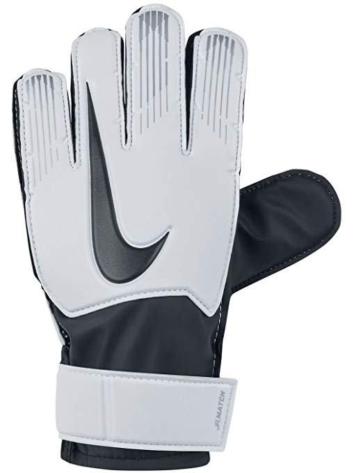 Guanti Nike GK MATCH JUNIOR Bianco/Nero