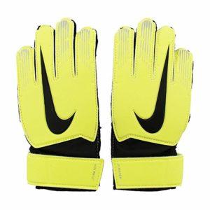 Guanti Nike GK MATCH JUNIOR Giallo/Nero
