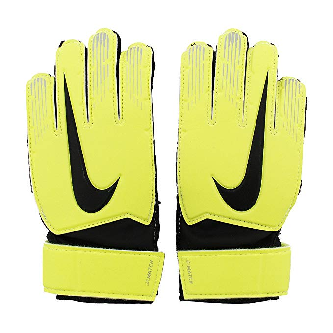 Guanti Nike GK MATCH JUNIOR Giallo/Nero