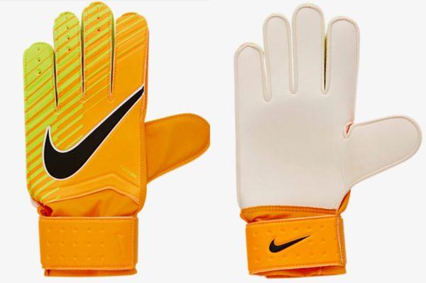 Guanti Nike GK MATCH JUNIOR Giallo/Arancio