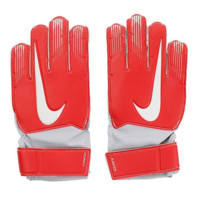 Guanti Nike GK MATCH JUNIOR Rosso/Bianco