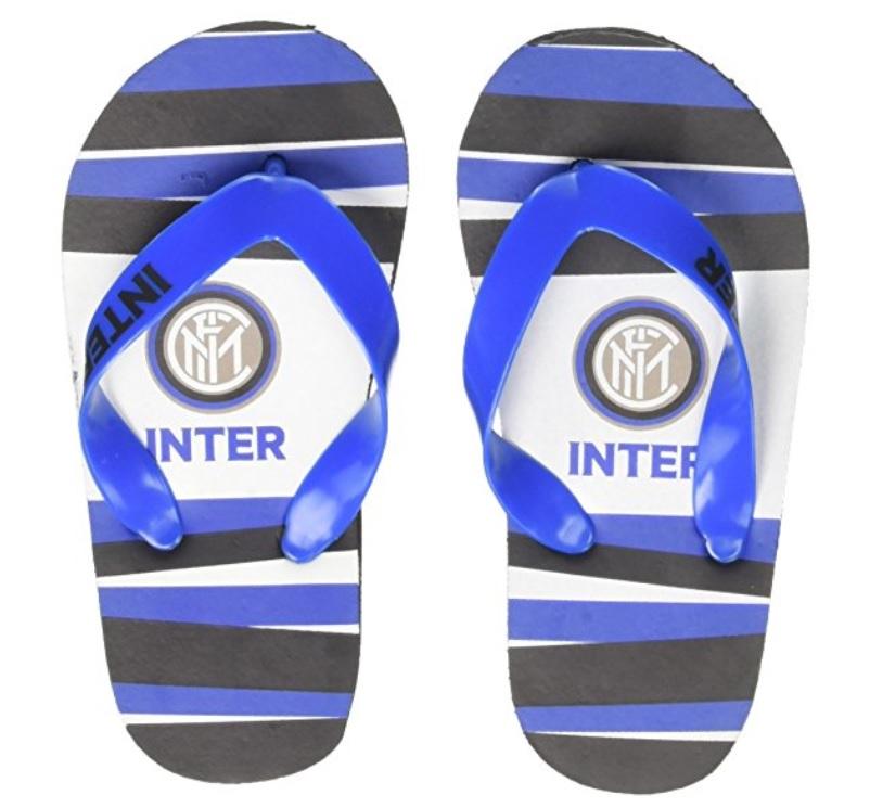Infradito Ufficiale Blu Bambino F.C. Inter