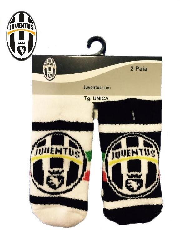 Set Coppia Moppine Ufficiali F.C. Juventus