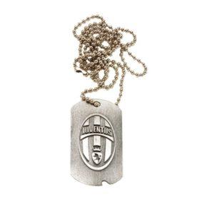 Collana Metallo Ufficiale F.C. Juventus
