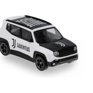 Modellino Jeep Renegade Ufficiale F.C. Juventus