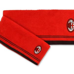 Set Asciugamano Bagno A.C. Milan