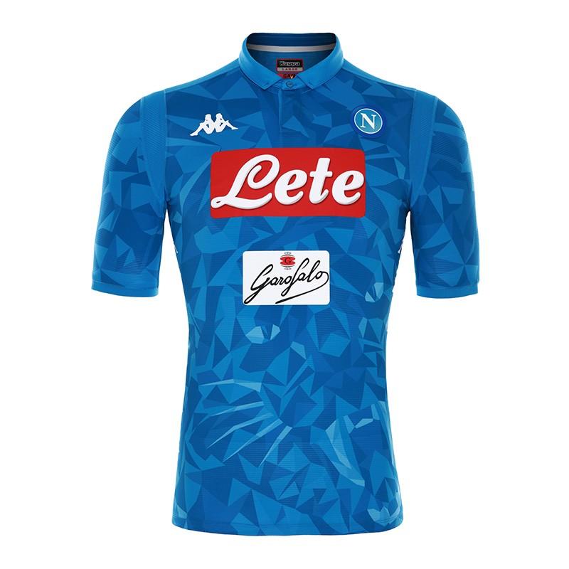Maglia Gara Home S.S.C. Napoli 2018/2019