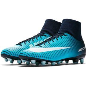 Nike Mercurial Victory VI DF AGPRO Azzurre Bambino