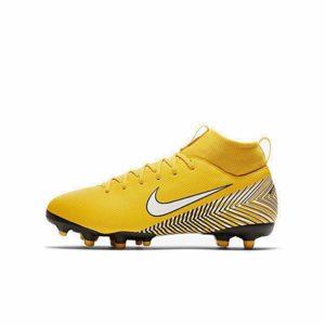 Nike Mercurial Superfly 6 Academy Neymar FG Gialla Bambino