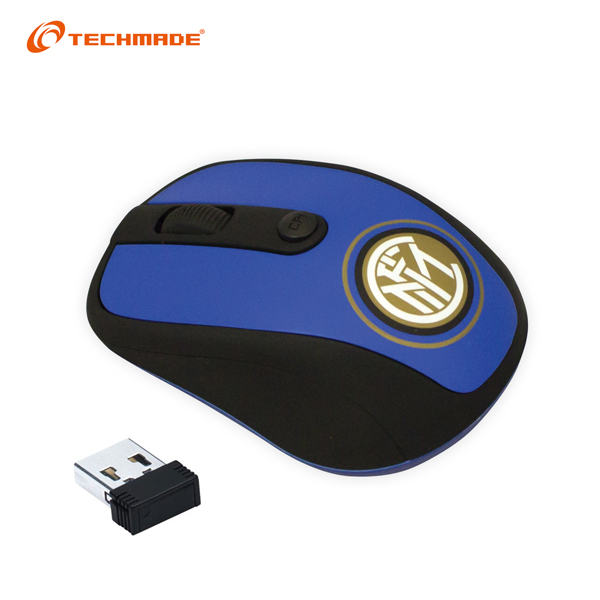 Mouse Wireless Ufficiale F.C. Inter