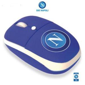 Mini Mouse Wireless Ufficiale S.S.C. Napoli