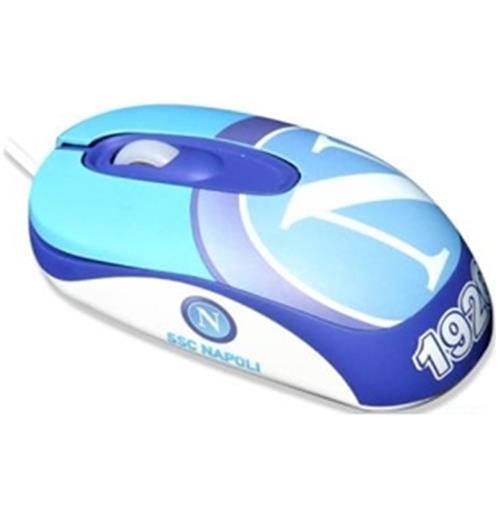 Mouse Multimediale Ufficiale S.S.C. Napoli