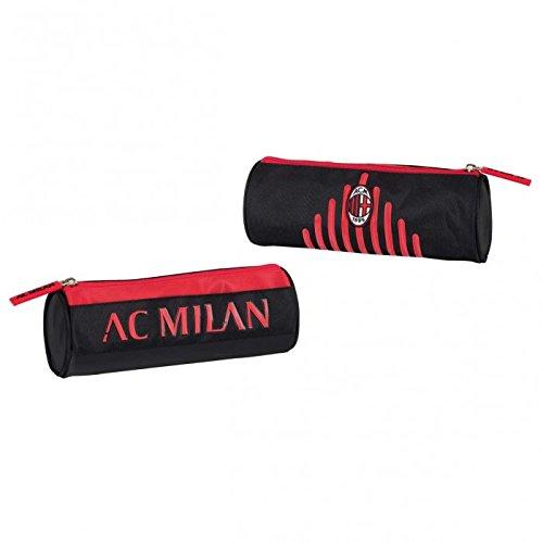 Astuccio Cilindrico Ufficiale A.C. Milan