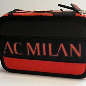 Astuccio Triplo Ufficiale A.C. Milan