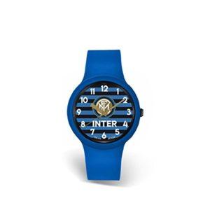 Orologio Quadrante Blu Nero Ufficiale Bambino F.C. Inter