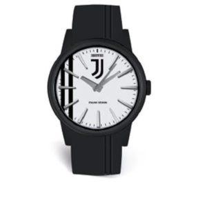 Orologio Quadrante Bianco Ufficiale F.C. Juventus