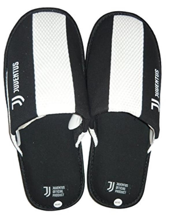Pantofole Bianconere Ufficiali F.C. Juventus