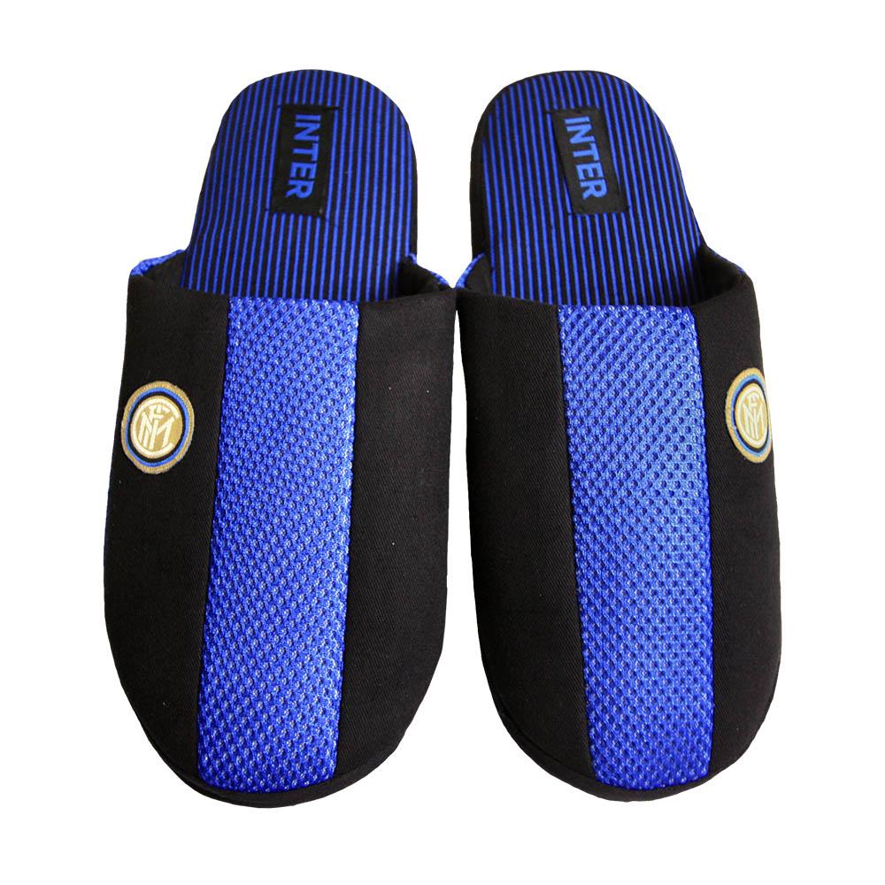 Pantofole Neroazzurre Ufficiali F.C. Inter