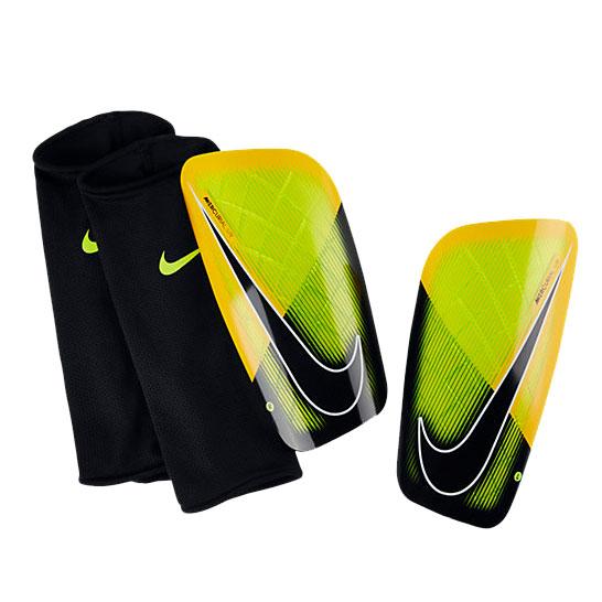 Parastinchi Nike Mercurial Lite Giallo Nero