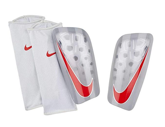 Parastinchi Nike Mercurial Lite Grigio