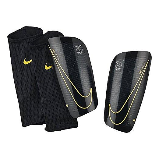 Parastinchi Nike Mercurial Lite Nero Arancio