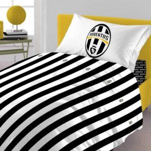 Parure Copripiumino 1 Piazza Ufficiale F.C. Juventus