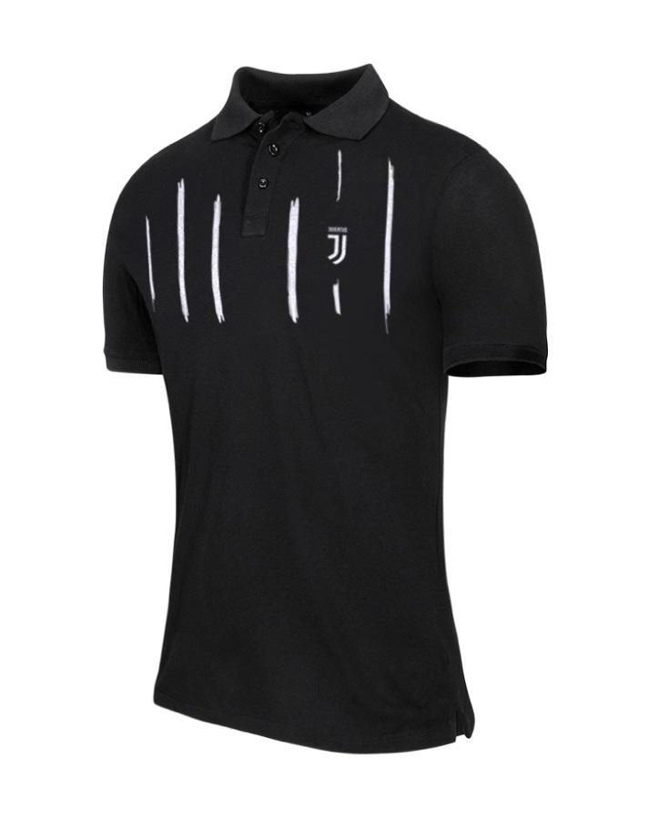 Polo Ufficiale Graffiti F.C. Juventus 2018/2019