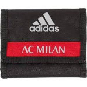 Portafoglio Ufficiale Nero A.C. Milan