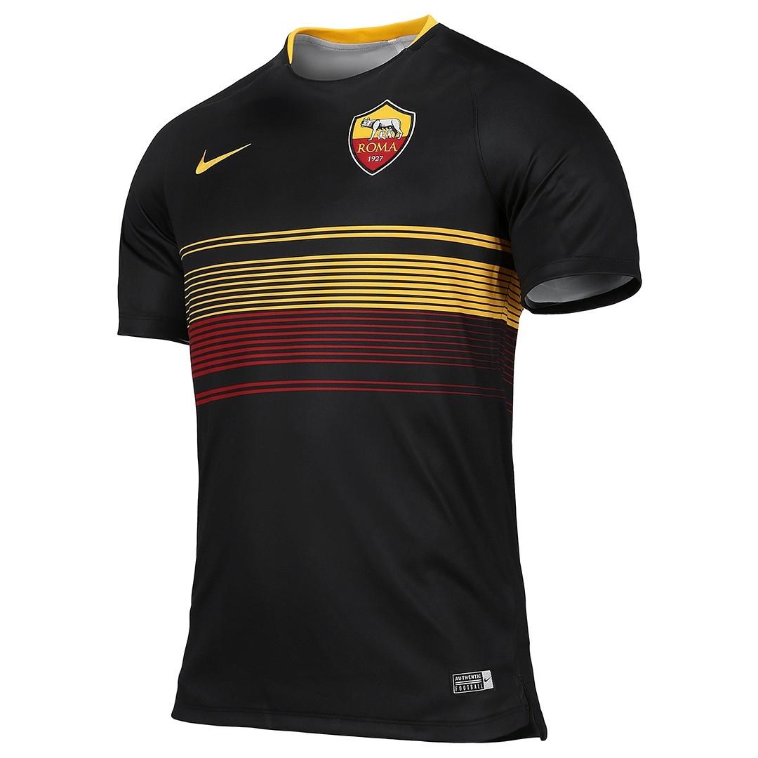 Maglia Prematch A.S. Roma 2018/2019