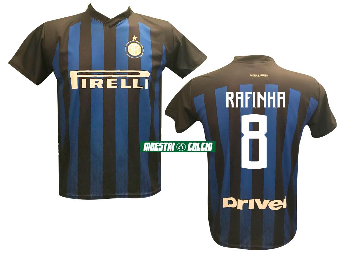 """Maglia Replica Ufficiale """"RAFINHA 8"""" F.C. Inter 2018/2019"""