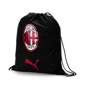 Sacca Tempo Libero Nera Puma A.C. Milan 2018/2019