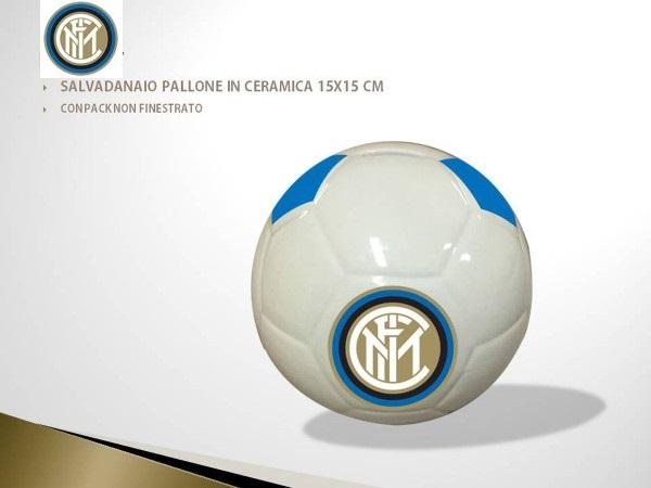 Salvadanaio Pallone Ufficiale F.C. Inter