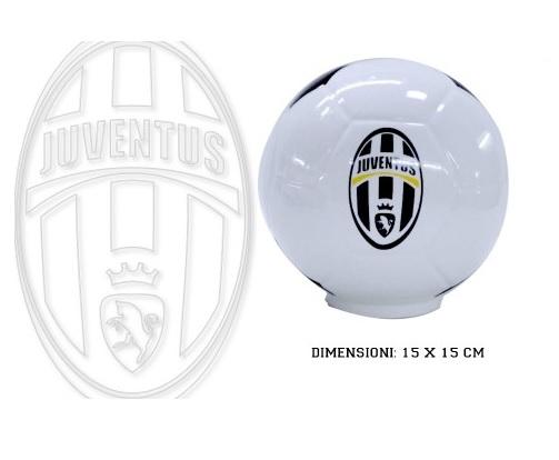 Salvadanaio Pallone Ufficiale F.C. Juventus