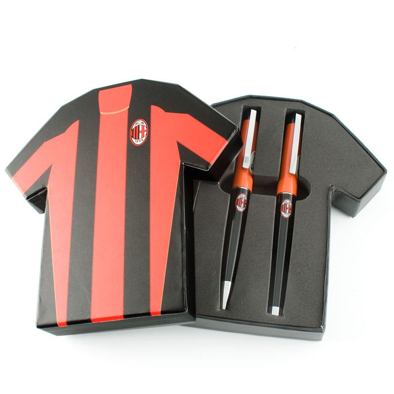 Set Penne Doppie Maglietta Ufficiale A.C. Milan