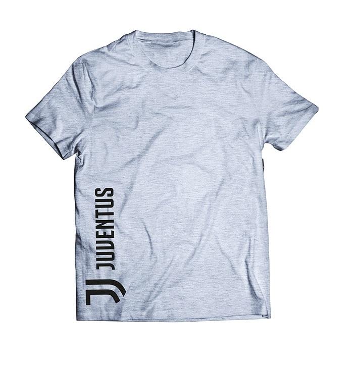 T-Shirt Grigia Ufficiale Bambino F.C. Juventus 2017/2018