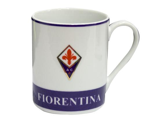 Tazza Cilindrica Ufficiale A.C.F. Fiorentina