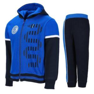 Tutina Neonato Ufficiale F.C. Inter