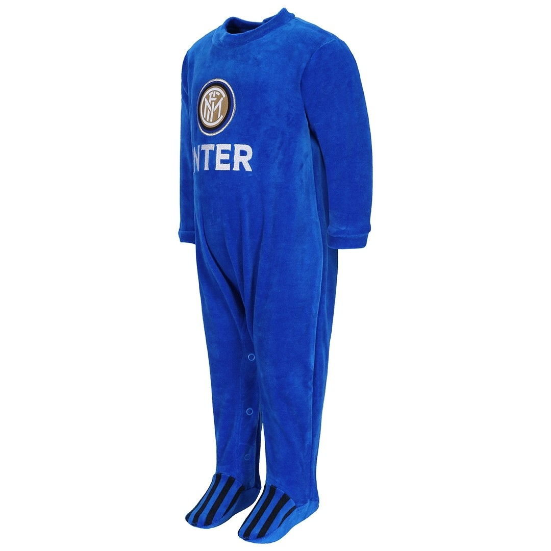 Tutina In Ciniglia Ufficiale F.C. Inter