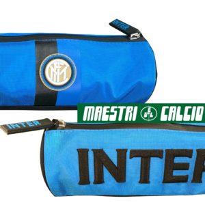 Astuccio Cilindrico Ufficiale F.C. Inter