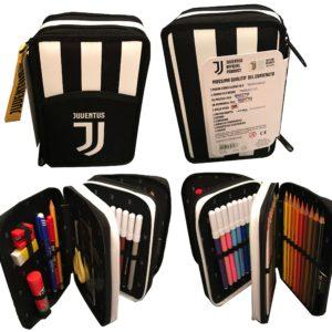 Astuccio Triplo Ufficiale F.C. Juventus