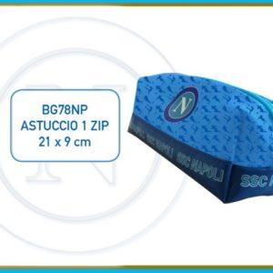 Astuccio Sacchetta Ufficiale S.S.C. Napoli