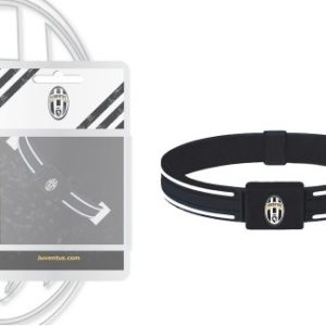 Braccialetto PVC Ufficiale F.C. Juventus